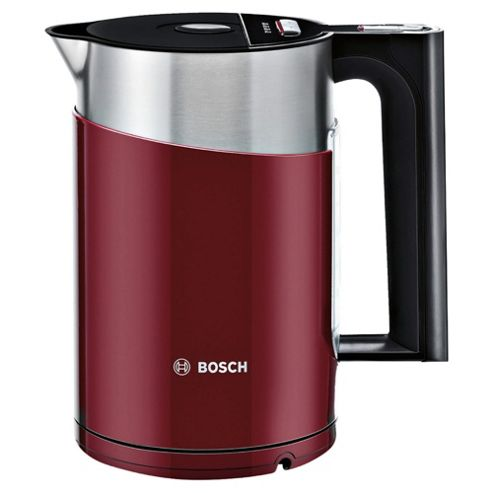 Bosch Styline TWK86104 1.5L Jug Kettle - Red
