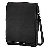 "Hama AHA Resident Netbook/Tablet Messenger Bag for up to 12.1"" Black"