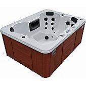 Canadian Spa Halifax Garden Hot Tub