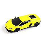 1:24 Remote Control Lamborghini Aventador - Yellow
