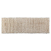Tesco Alpine Shaggy Runner Cream 66X200Cm