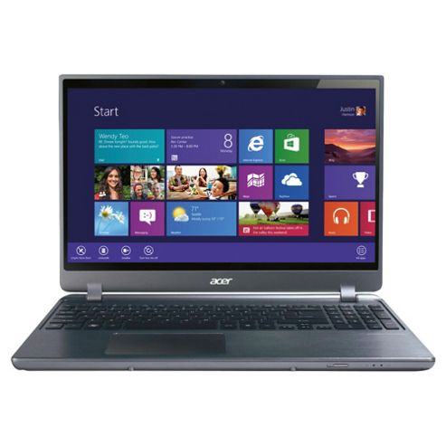 Acer M5-581TG 15.6-inch Ultrabook, Intel Core i5, 6GB RAM, 128GB SSD, Windows 8
