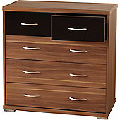 Home Essence Shearwater Chest of 5 Drawers
