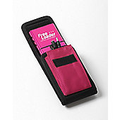 Solar Technology Freeloader Carry Case in Pink