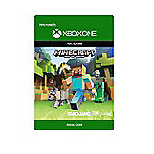Minecraft: Xbox One Edition Xbox One  (Full Game Digital Download Code)