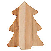 Tesco Beech Tree Shape Board
