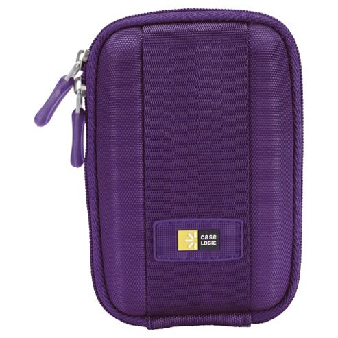 Case Logic QPB-301 Compact  camera Case - Purple