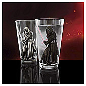 Kylo Ren Colour Change Glass