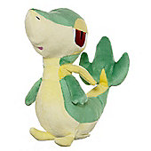 Talking SNIVY Plush - Pokemon - Tomy