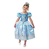 Glitter Cinderella Dress 5-6 Years