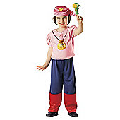 Rubies UK Izzy the Pirate- INFANT