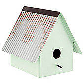 Tesco Small Metal Birdhouse Ornament