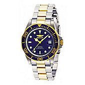 Invicta Pro Diver Mens Date Display Watch - 8928