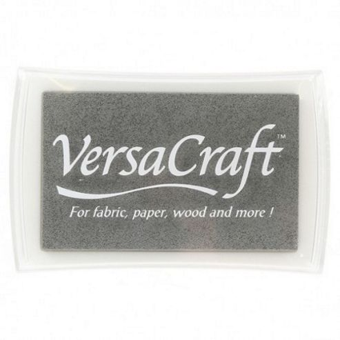 Versacraft Large Ink Pad Cool Gray