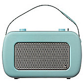 Kitsound Retro DAB Radio Green