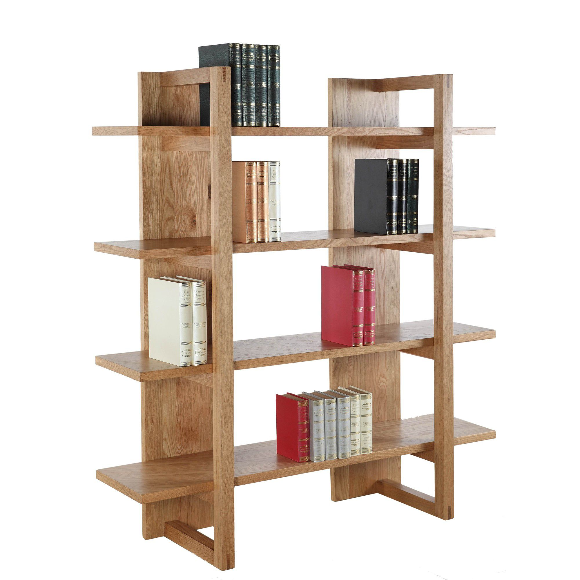 Oakinsen Canberra Bookcase at Tesco Direct