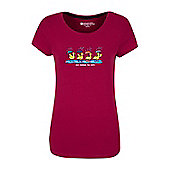 Nice Weather For Ducks Women's Cotton Tee-Shirt - Red