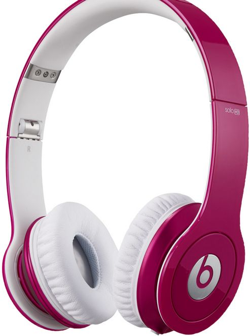 BEATS BY DR DRE Solo HD Headphones Pink