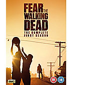 Fear of The Walking Dead DVD