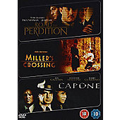 Road To Perdition/ Miller's Crossing/ Capone DVD