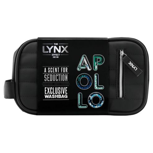 Lynx Apollo Washbag Gift Set