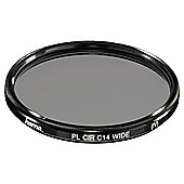 Hama Polarising Filter circular 62.0 mm C14 coated