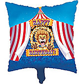 Big Top Square 18' Foil Balloon (each)