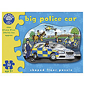 Big Police Car Orchard toys