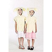 Lamb Fur Tabbard - Child Costume 4-8 years