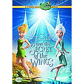 Tinker Bell & The Secret Of The Wings DVD