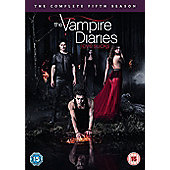 The Vampire Diaries: Season 5 (DVD)