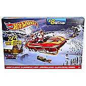 Hot Wheels Advent Calendar - Exclusive to Tesco