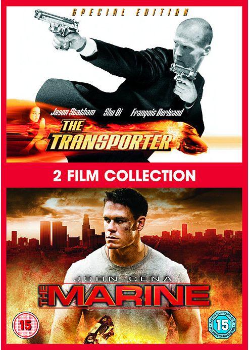 Transporter/Marine (DVD Boxset)