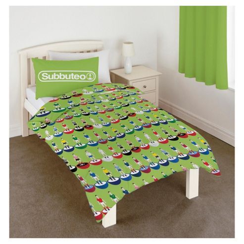 Subbuteo Duvet Set, Single