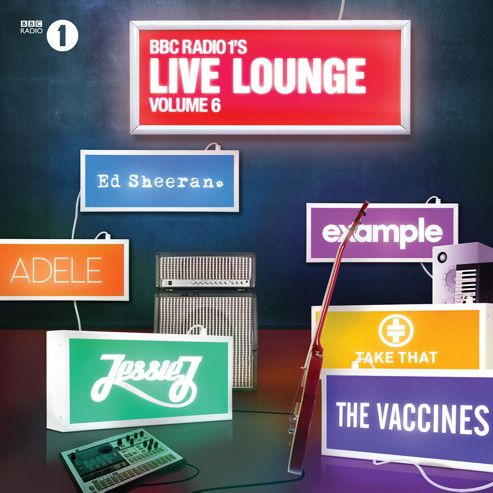Radio 1 Live Lounge Volume 6 (2Cd)
