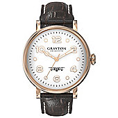 Grayton S.8 Calcutta Mens Leather Watch GR-0014-007.5