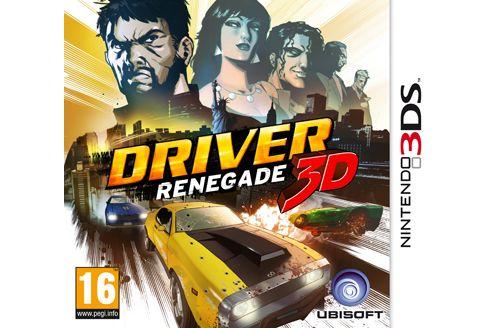 Drivers Renegade