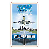 Top Trumps Passenger Planes Cards