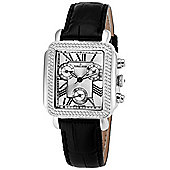 Diamant Rouge Vendome Ladies Chronograph Day Watch WA000595B