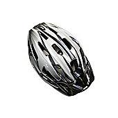 UVEX Boss Compact Silver/Black Helmet 53-58cm