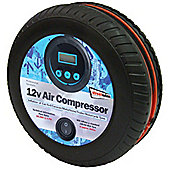 Tyre Shape 250psi Digital Air Compressor