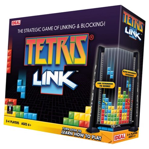John Adams Tetris Link Strategy Game
