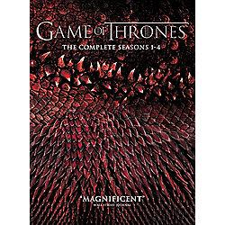 Game Of Thrones Season 1-4 (DVD Boxset)
