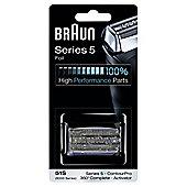 Braun 51S Multi Silver BLS Combi Pack