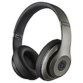 Beats By Dr Dre Studio Wireless Over-Ear Headphones Titanium