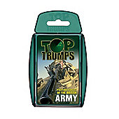 Top Trumps - Fighting Units Of The British Army Classics