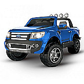 12V Ford Ranger Ride on Car Blue
