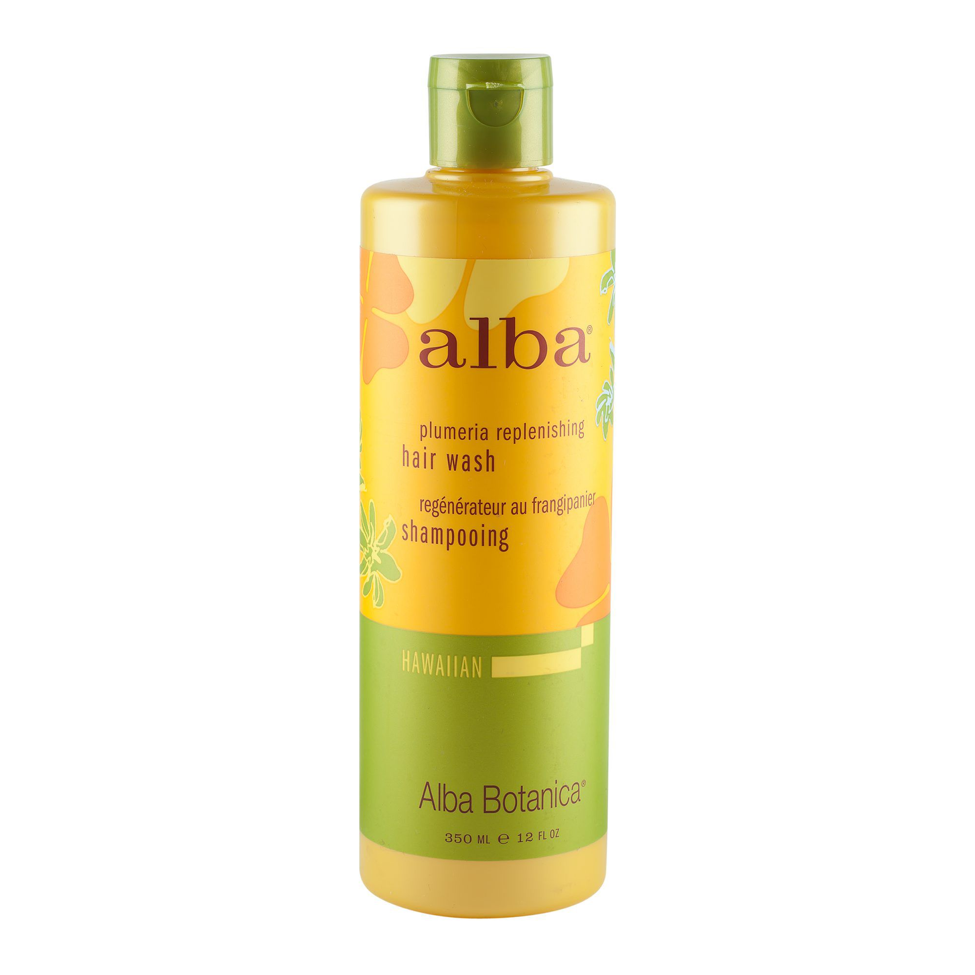 Plumeria Rep. Hair Wash 350ml