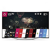 LG 55EC930V 55 Inch OLED Curved Full HD 3D TV with Smart WEBOS and Built-In WIFI in Black