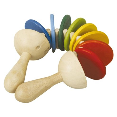 Plan Toys Clatter Wooden Toy